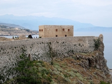 Rethymno Fortezza On Big Rock