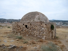 Rethymno Fortezza Tomb