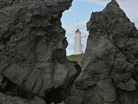 Reykjanes Lighthouse