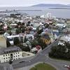 Reykjavik Coastal Overview