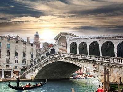Rialto Bridge & Grand Canal