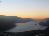 Rinihue Lake