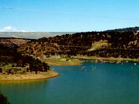 Ridgway Reservoir