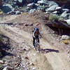 Riding Along White Rim Trail - Canyonlands