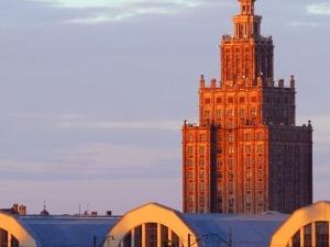 Mercado Central de Riga