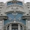Riga Jugendstil Kopf 1