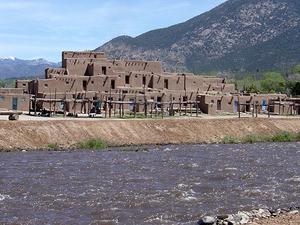 Rio Pueblo de Taos