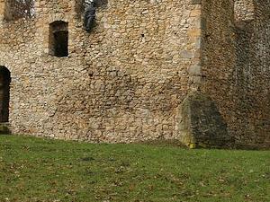 Riuns of Bakowa Gora Castle