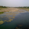 River Purna In Summer