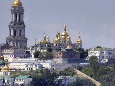 The Kiev Pechersk Lavra