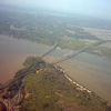 River View From Plane