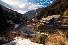 River - Yudanaka Valley