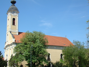Röman Catholic Church-Bonyhád