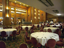 RMS Queen Mary - Grand Salon Dining Hall