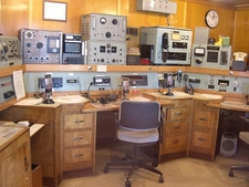 RMS Queen Mary Wireless Radio Room