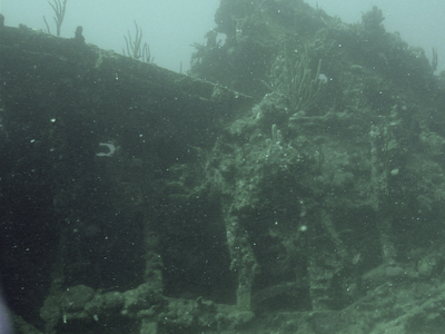 Wreck Of The Rhone