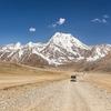 Road To Gurudongmar Lake In Sikkim