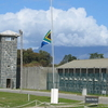 Prison Buildings On Robben Island