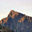 Rock Face Of Mount Yushan