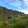Rock Of Law In Þingvellir
