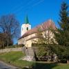 Roman Catholic Church-Borsosberény