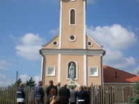 Roman Catholic Church in Nagypáli