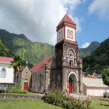 Roman Catholic Church In Soufriere