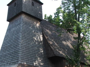 Wooden churches Slovak Carpathians