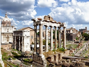 Skip the Line Private Tour: Ancient Rome & Colosseum Art History Walking Tour Photos