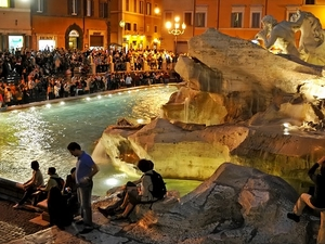 Rome Vespa Tour: City Highlights By Night Photos