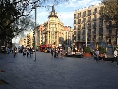 Pla a de la universitat barcelona espa a informaci n - Placa universitat barcelona ...