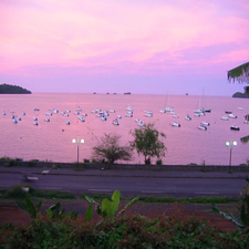 Rose Sea - Mayotte