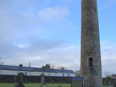Round  Tower  Kildare