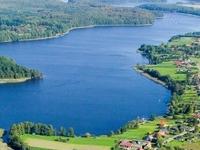Route lakes Jeziorak and Płaskiego