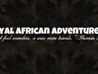 Royal African Adventures
