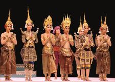 Royal Ballet Camboda Apsara Mera