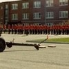 Royal Military College Saint Jean Parade Square