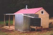 Ruahine Hut