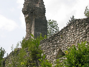 Burg Wildenstein Ruins