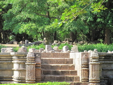 Ruins At Konark Temple