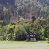 Ruins Of Castle Kienburg, Tyrol, Austria