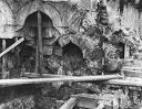 The ruins of the turkish Bath Valide Sultana