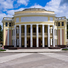 Russian Theatre In Tiraspol