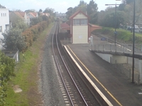 Remuera Train Station