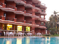 The Baga Marina Beach Resort and Hotel
