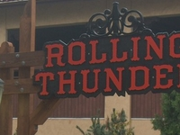 Rolling Thunder Roller Coaster