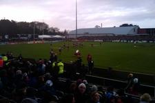 Rugby Park Stadium
