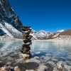 Sacred Lake Near Gokyo