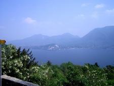 Sacro Monte Ghiffa Panorama
