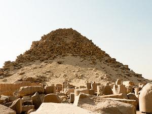 Sahure's Pyramid